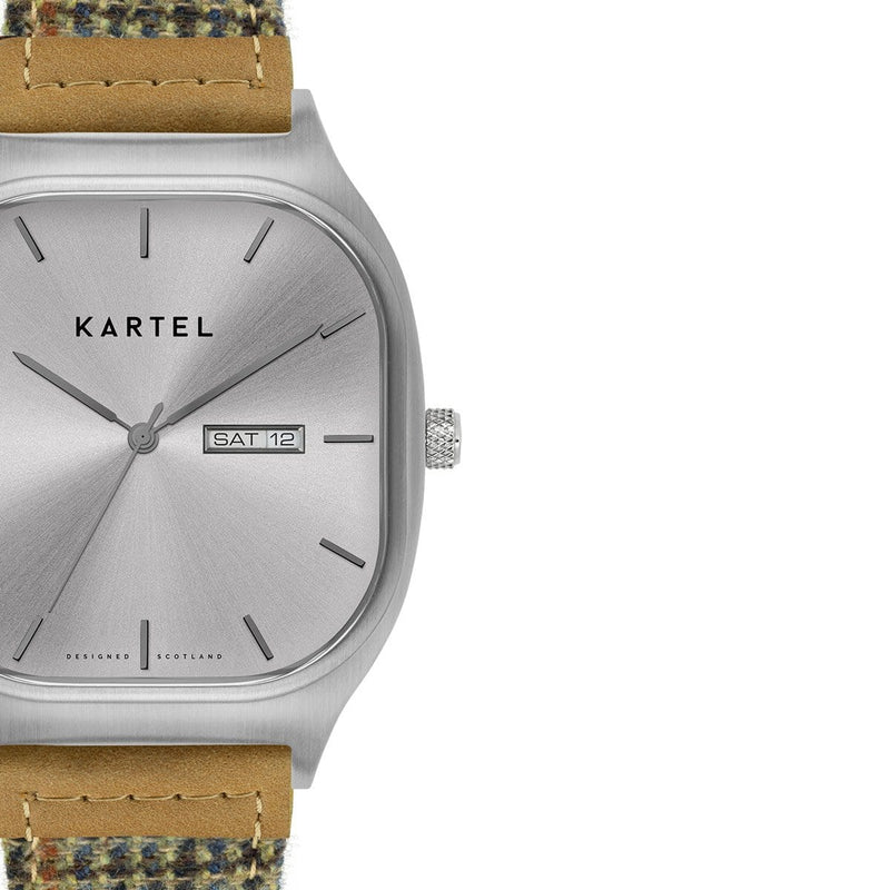 KT-Sinclair 40mm-SSTR Watch - Kartel Scotland
