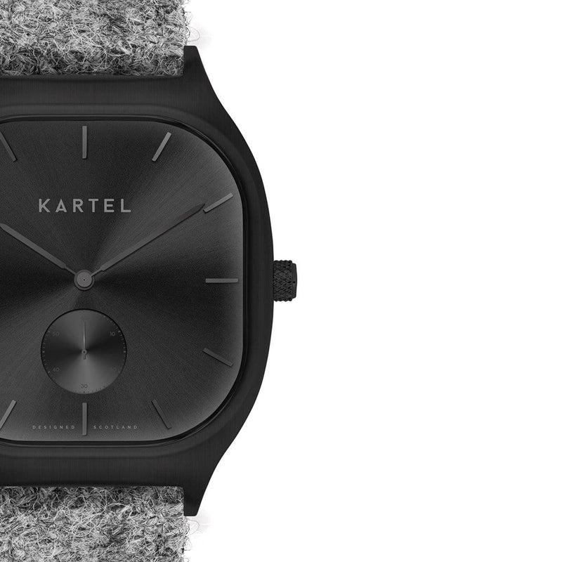 KT-SINCLAIR 42mm-BBLG Watch - Kartel Scotland