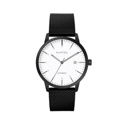Cameron 41mm AUTOMATIC WATCH Mesh