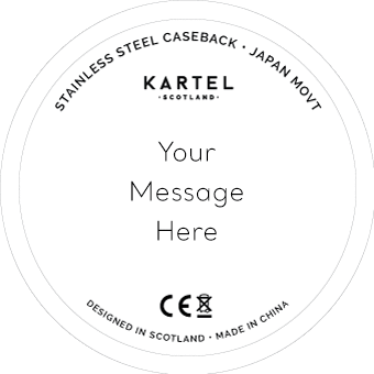 Engraving Default - Kartel Scotland