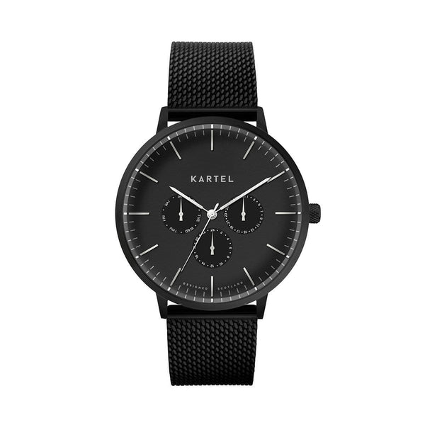 KT-Cuillin 43mm-BBB-M Watch - Kartel Scotland