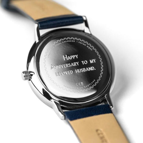 Personalised Engraved Men's Kartel Watch Watch - Kartel Scotland