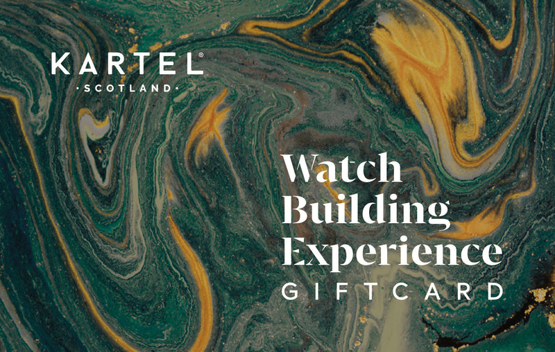 Watch Building Experience Gift Card