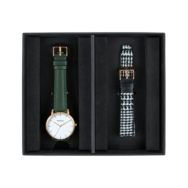Isla Watch Gift Set & Spare Strap