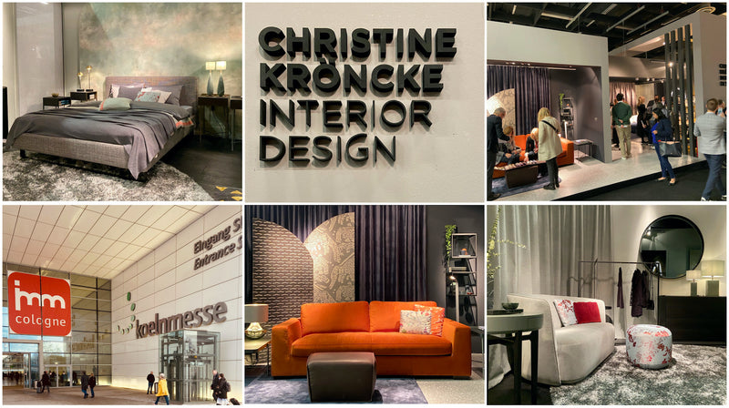 Christine Kröncke Interior Design at imm cologne 2020