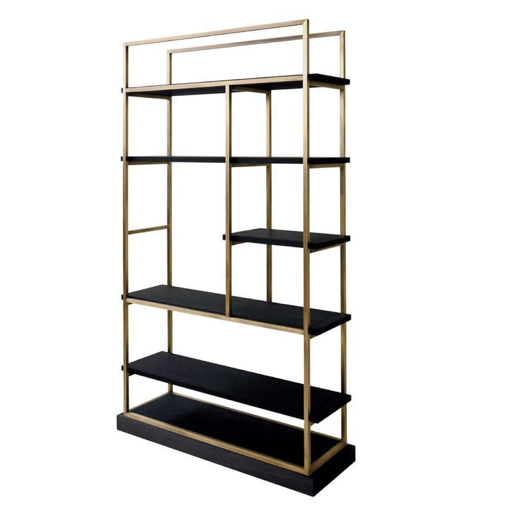 BRONXX - luxury metal book case