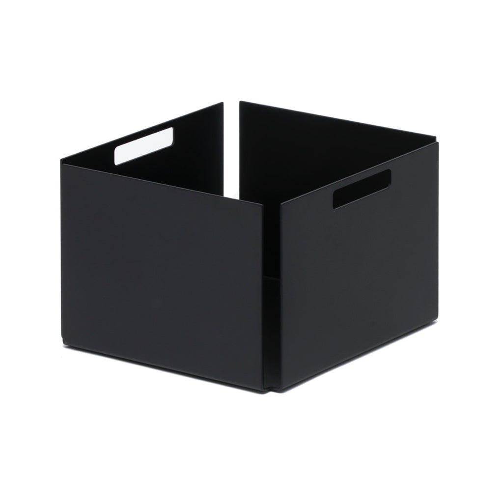 Luxury Black Aluminium Storage Box