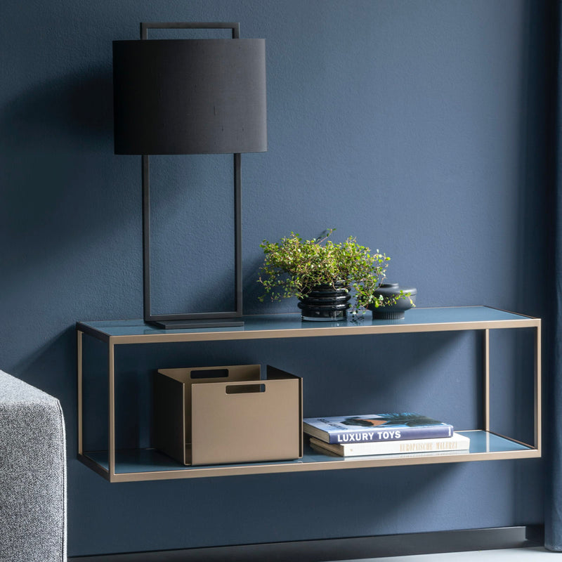 Christine Kröncke CAMEO W 110-2 wall shelving unit