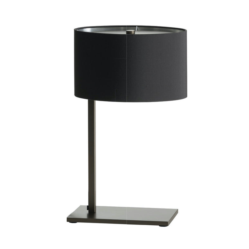 Metal Table Lamp with Lamp Shade