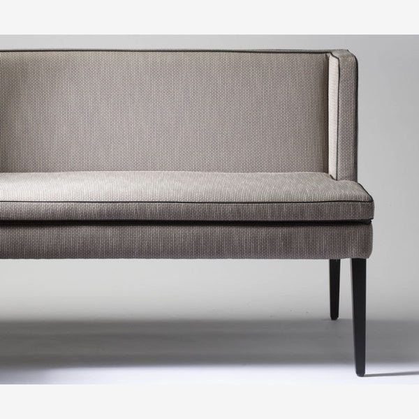Luxury Bench with fabric cover