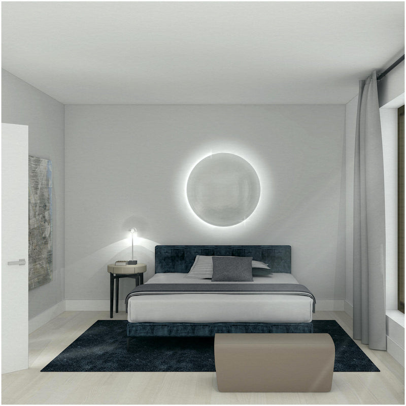 bedroom wall light inspiration with DISKUS
