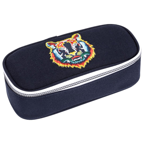 Otroška peresnica Pencil Box Jeune Premier - Tiger Navy