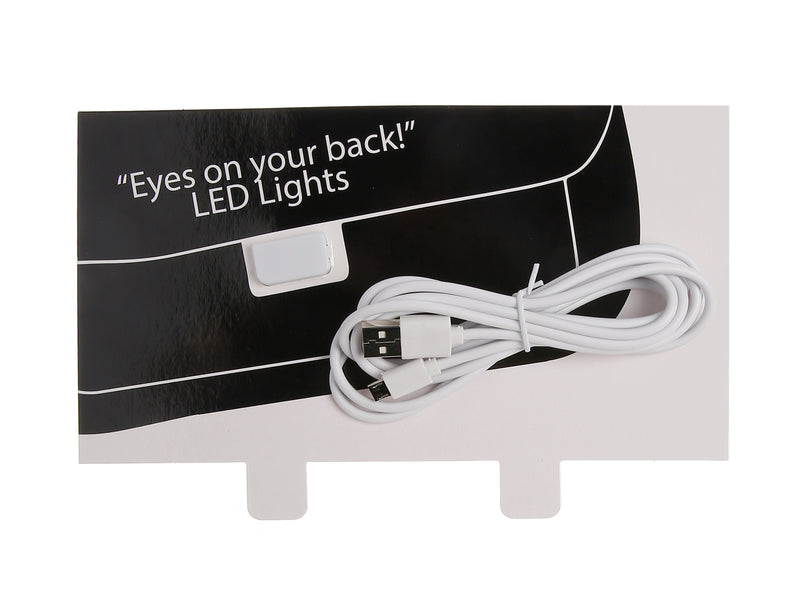 Komplet 2 Led luči za otroške šolske torba Jeune Premier Led Lights Set EYES