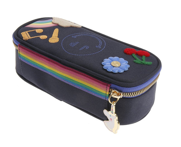 Otroška peresnica Pencil Box Jeune Premier - Lady Gadget Blue