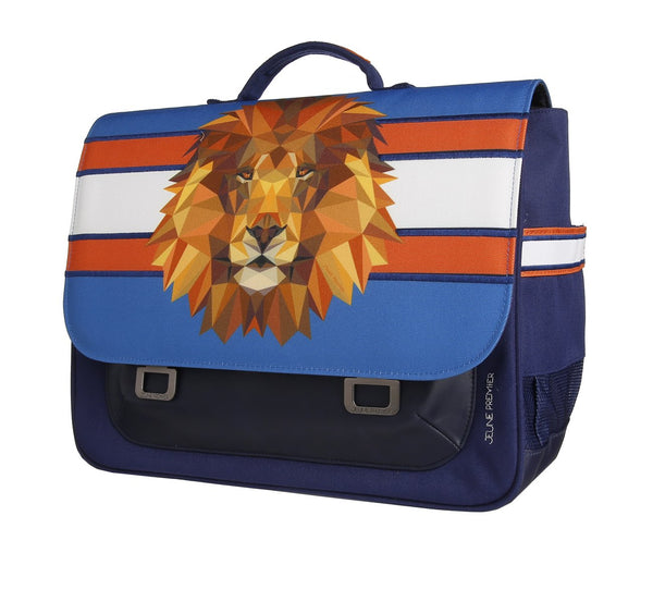 Otroška šolska torba It Bag Midi Jeune Premier - Lion Head