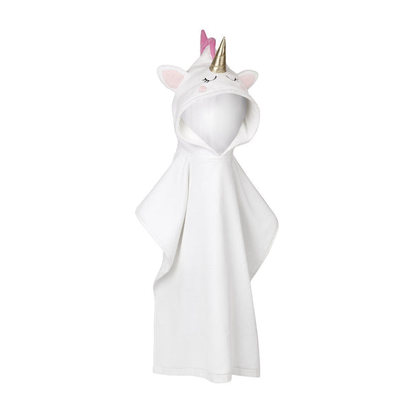 Otroški pončo s kapuco Sunnylife Kids Hooded Beach Towel - Unicorn