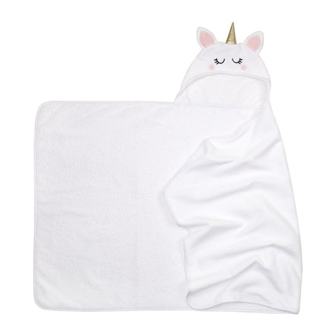 Otroška kopalna brisača s kapuco Sunnylife Kids Hooded Bath Towel - Unicorn