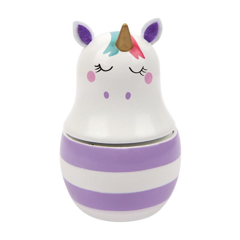 Lesena glasbena igrača Sunnylife Kids Musical Buddy - Unicorn