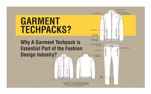 clothing garment techpacks