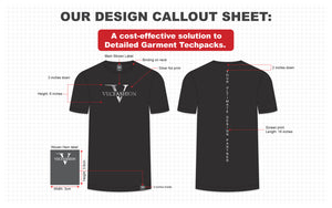 Design Callout Sheets