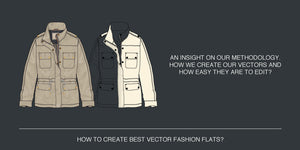 How to Create Best Vector Fashion Flats?