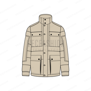 Men's Travelling Down Jacket