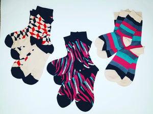 New Matching Parent and Child Sock Sets in stock!