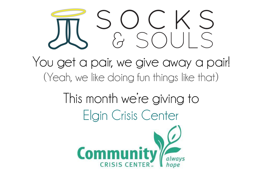 Socks and Souls News - Sock of the Month Club – Socks & Souls