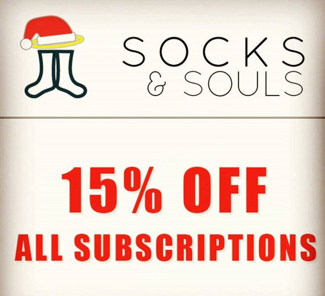 15% Off Subscriptions