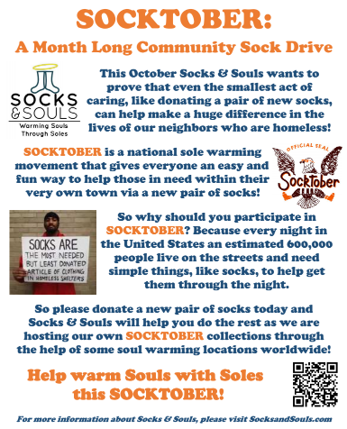 Socktober Collections