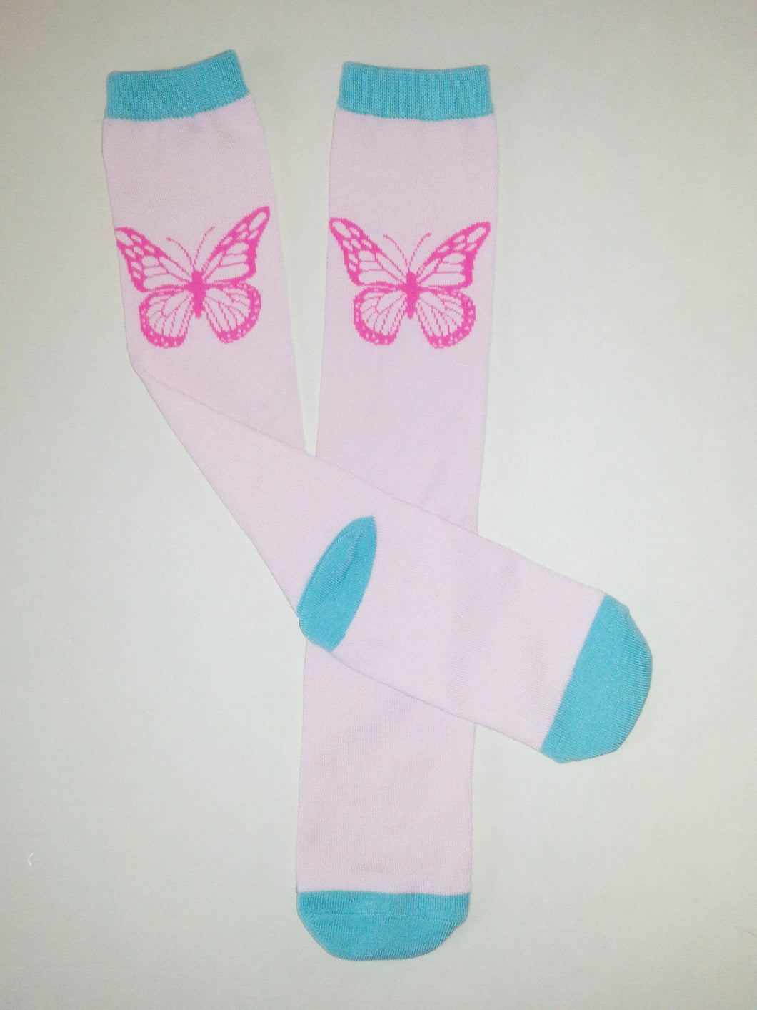 Butterfly Knee High Socks