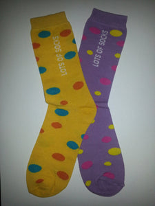 Down Syndrome Awareness Socks