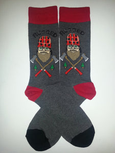 Rugged Crew Socks