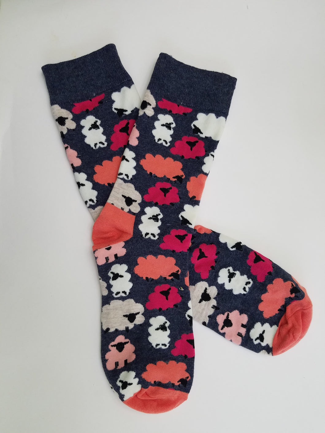 Sheeps Crew Socks
