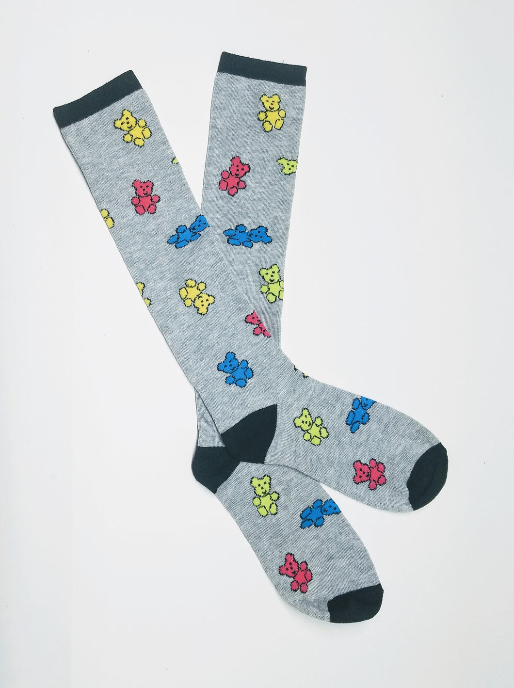 Gummy Bear Knee High Socks