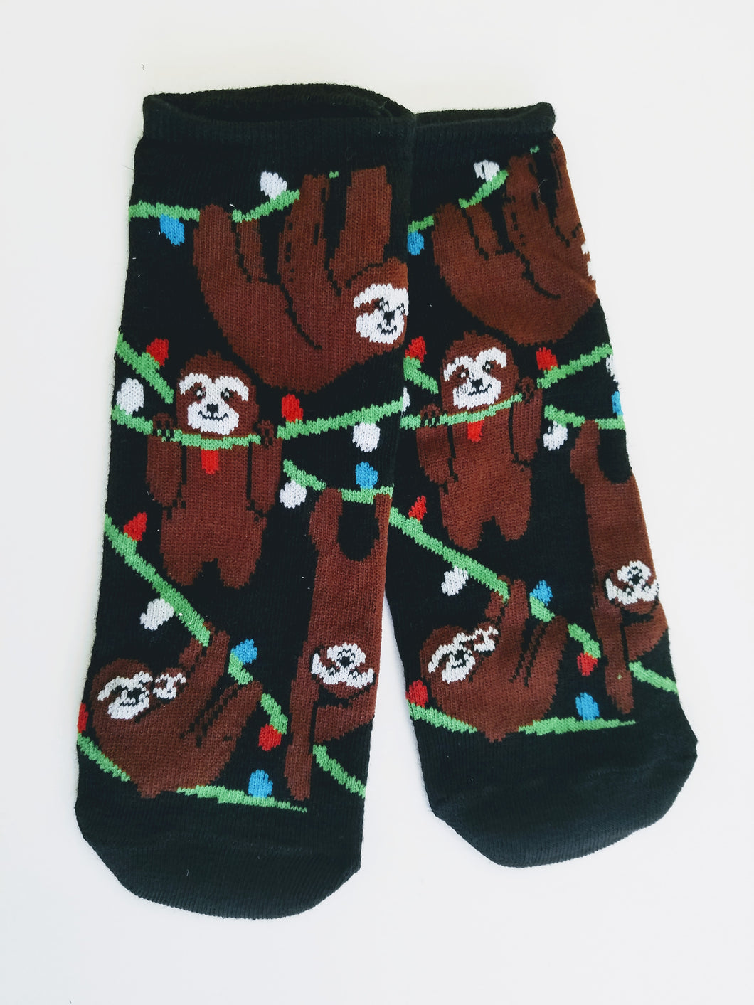 Sloth w/ Lights Ankle Socks
