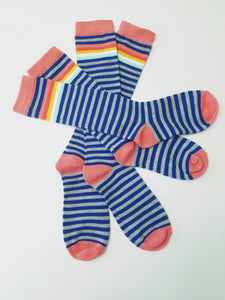 Mother and Child Matching Knee High Socks (Large)