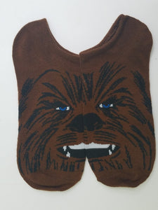 Chewbacca Star Wars Ankle Socks