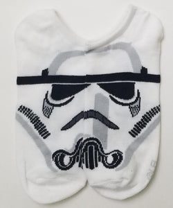 Star War Heads Ankle Socks