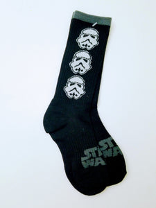 Stormtrooper Athletic Thick Crew Socks