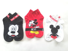 Mickey Mouse Ankle Socks