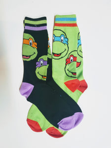 Teenage Mutant Ninja Turtles Crew Socks
