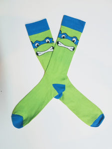 Teenage Mutant Ninja Turtles Knee High Socks