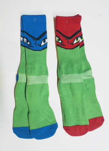 Teenage Mutant Ninja Turtle Thick Crew Socks