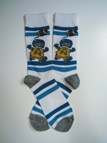 Chuckie Football Rugrats Crew Socks