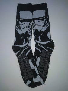 Stormtrooper Words Crew Socks