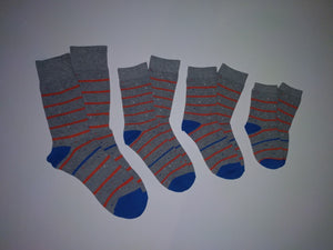Father and Child Matching Socks (Medium Child)