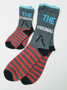 Father and Child Matching Socks (Large Child)