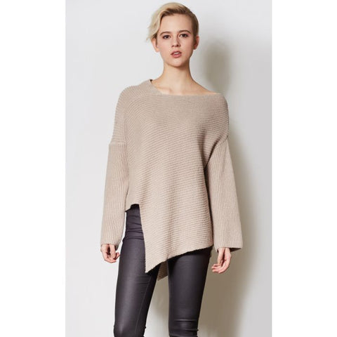 Pink Martini Beige Sweater