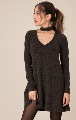 Black Swan  Carolina Sweater Knit Dress